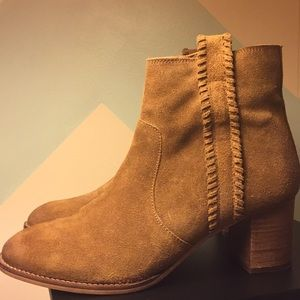 Naught Monkey ankle boots